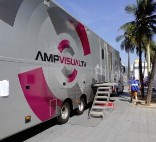 AMP (independent contractor for TV filming projects) - FRANCE