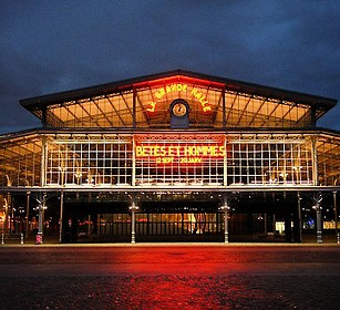Grand Halle de la Vilette - Paris - France