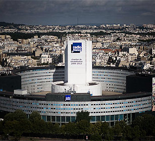 Radio france - Paris - FRANCE