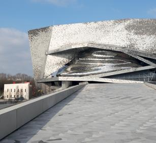 Cité de la Musique / Philharmonie de Paris (group of institutions dedicated to music) - Paris - France