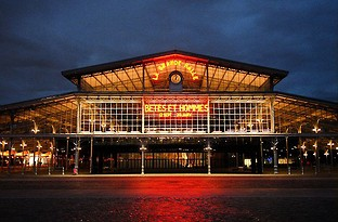 Grand Halle de la Villette - Paris - France